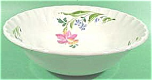 W.s. George Round Vegetable Bowl - 9 Inch