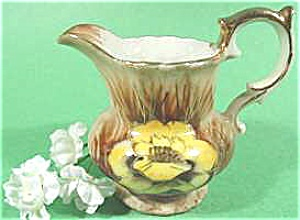Hand Painted Miniature Pitcher ~ Japan (Image1)