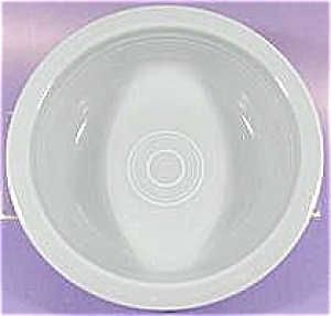 Fiesta Periwinkle Serving Bowl - Post 1986