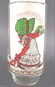 Holly Hobbie Limited Edition Glass - American Greetings (Image1)