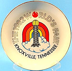 Knoxville, Tennessee 1982 World's Fair Collector Plate