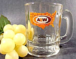 A & W Root Beer Glass Childrens Mug