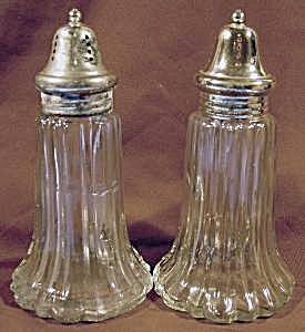 Salt And Pepper Shaker Set - Tall