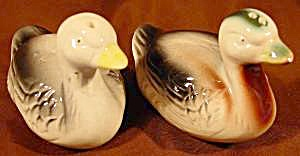 Kitchen Collectibles - Duck Shaker Set
