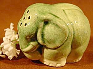 Kitchen Collectibles - Elephant Shaker - Japan