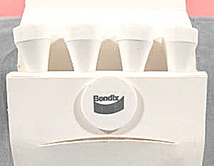 Advertising ~ Golf Tees ~ Bendix Corporation (Image1)