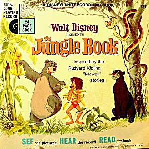 Children's Story Reader and 7 inch LP Recording Disney (Image1)