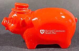 Advertising - Piggy Bank - Harvard Community Health
