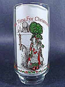 Holly Hobbie Limited Edition Coca-cola Glass - 1983
