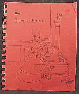 Our Favorite Recipes Cookbook - Z.b. Falconettes