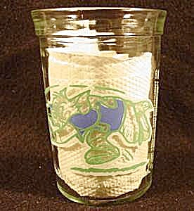 Tom and Jerry Glass - Football - 1992 - Welch's (Image1)