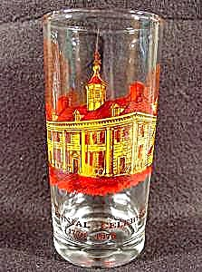 Bicentennial Celebration Drinking Glass 1776-1976 (Image1)