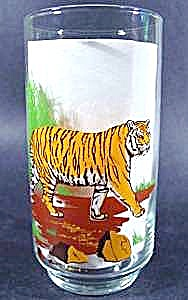 Endangered Species 1978 Collector Series Glass