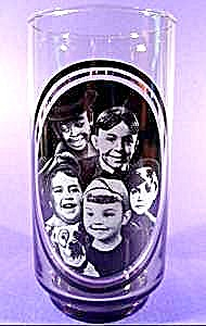 The Little Rascals Glass - Arby's Collector Series