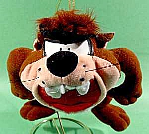 TAZ Plush Doll ~ Warner Bros. 1995 (Image1)