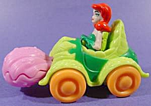 Poison Ivy - Happy Meals 1993 - Batman Animated Series (Image1)
