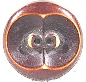 Early Bakelite or Catalin Button (Image1)