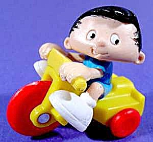 Bobby's World - McDonald Happy Meals Toy - 1994 (Image1)