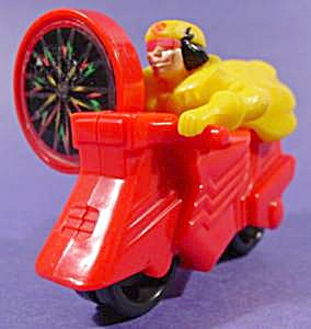 Jubilee - Marvel Super Heros 1996 - Happy Meals (Image1)