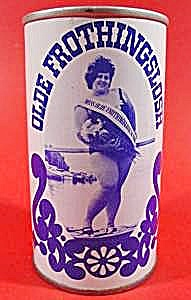Olde Frothingslosh Beer Can - 1969