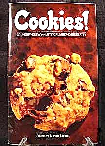 Cookies Recipe Cookbook - 1989
