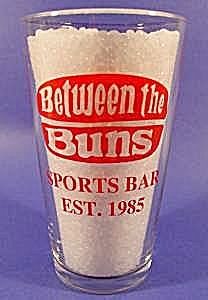 Budweiser Glass ~ Between The Buns (Image1)
