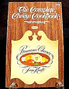The Complete Cheese Cookbook - Cook Book - 1971