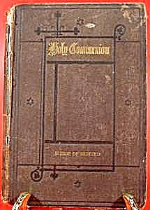 Holy Communion Book - Preparation & Companion 1882