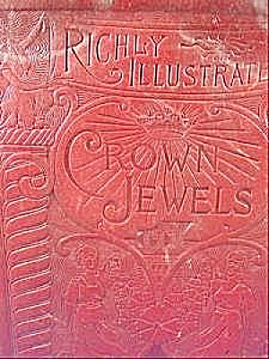 Crown Jewels ~ 1887 ~ A Vast Treasury of Poetry (Image1)
