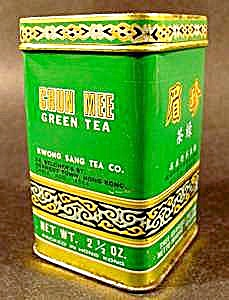 Chun Mee Green Tea Tin - Hong Kong (Image1)