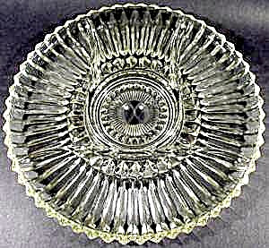 Anchor Hocking Glass Relish Tray - 1960s