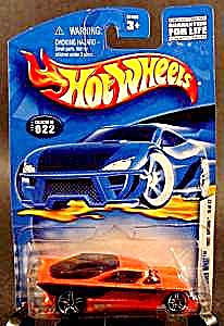 Hotwheels First Edition Series 2002 - Nomadder What