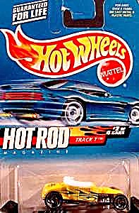 Hot Rod Magazine Hotwheels Series - 1998 - Track T