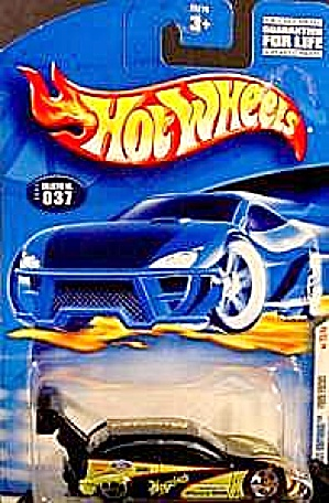 Ford Focus Hotwheels Diecast Car - 2001 First Edition