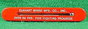 Elkhart Brass Mfg. Co. Pocket Nail File (Image1)