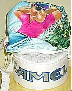 Smokin' Joe Beach Bag ~ Camel Cigarettes (Image1)