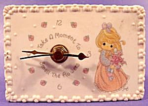 Precious Moments Clock - Enesco 1995