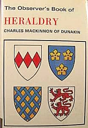 The Observer's Book Of Heraldry - Mackinnon 1966