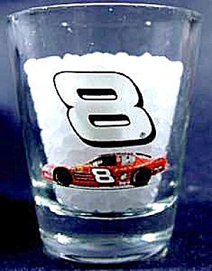 Dale Earnhardt, Jr. Shot Glass ~ 2009 Winner's Circle (Image1)