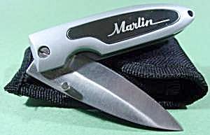 Marlin Stainless Steel Locking Blade Pocket Knife (Image1)