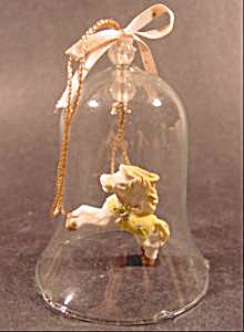 Crystal Bell with Tiny Horse Clapper - Plus BONUS (Image1)