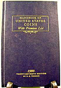 Handbook of United States Coins ~ Yeoman (Image1)