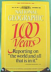National Geographic 100 Years Issue - 1988