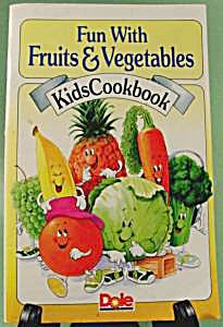 Kids Cookbook ~ Cook Book ~ Dole (Image1)