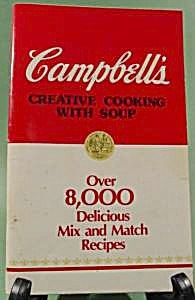 Campbell's Creative Cooking - Cookbook - 8000 Recipes (Image1)