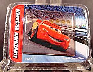 Lightning Mcqueen Flasher Pin - Nib - 2006