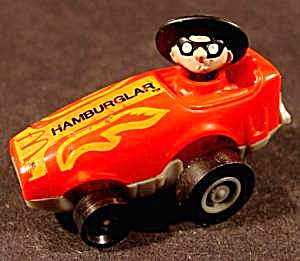 Hamburgler Ertl Car - 1984 Happy Meal Toy - Np