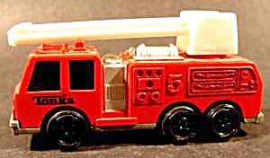Tonka Diecast Firetruck - 1992 - Extension Ladder (Image1)
