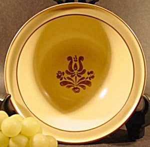 Pfaltzgraff Village Individual Vegetable Fruit Bowl (Image1)