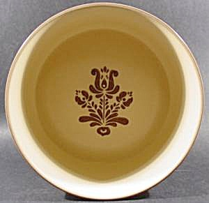 Pfaltzgraff Vintage Souffle Bowl - Retired Pattern (Image1)
